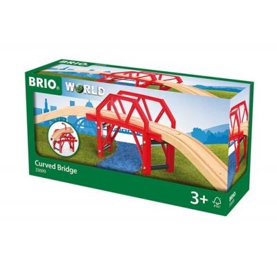 BRIO Pont courbe