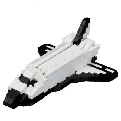 Nanoblock Navette spatiale - 370 pièces - Difficulté 3/5