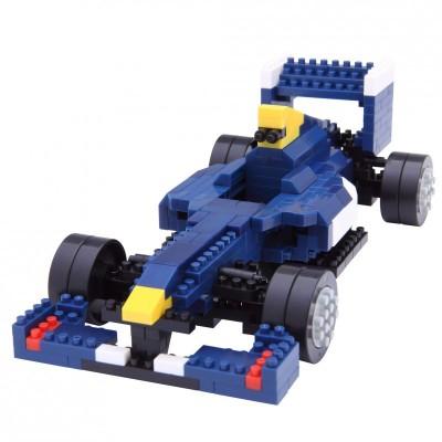 Nanoblock Formule 1 Voiture de course - 400 pièces - Difficulté 4/5