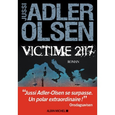 Les Enquêtes du Département V Tome 8 - Jussi Adler-Olsen
