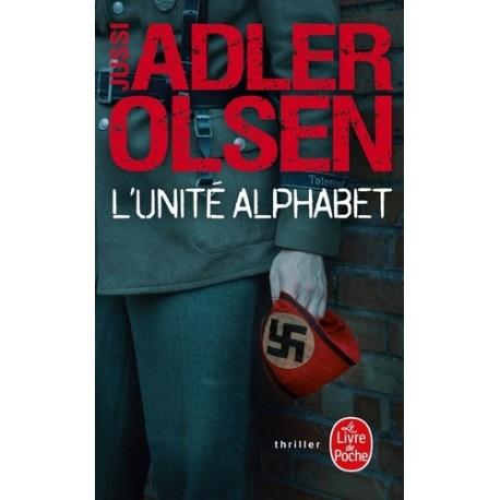 L'unité Alphabet - Jussi Adler-Olsen