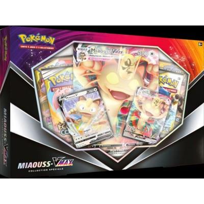 Pokémon Coffret MIAOUSS-VMAX en Français