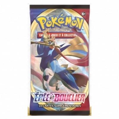 Pokémon Booster Epée et Bouclier en Français
