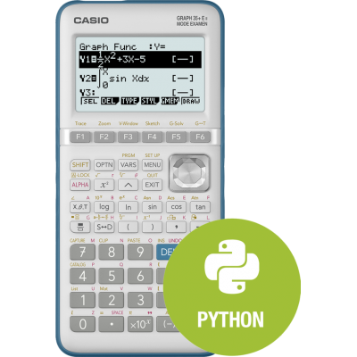 Calculatrice graphique Lycée Casio Graph 35+E II