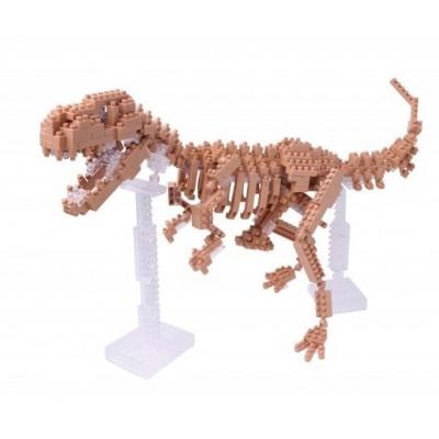 Nanoblock Squelette de T-Rex - 590 pièces - Difficulté 5/5