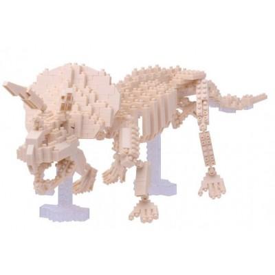 Nanoblock Squelette Triceratops - 700 pièces - Difficulté 5/5