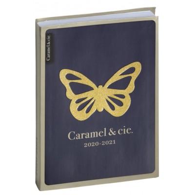 Agenda Scolaire 2020-2021 Journalier Forum  Caramel & Cie 180104E