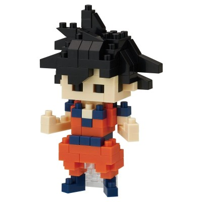 Nanoblock Goku - Dragon Ball Z - 110 pièces - Difficulté 3/5