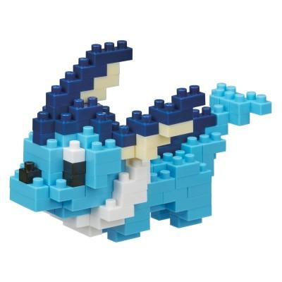 Aquali Pokémon x Nanoblock -  140 pièces - Difficulté 2/5