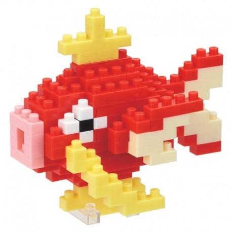 Magicarpe Pokémon x Nanoblock -  130 pièces - Difficulté 3/5