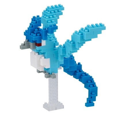 Artikodin Pokémon x Nanoblock -  170 pièces - Difficulté 3/5