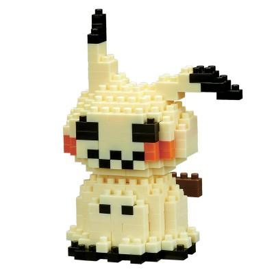Mimiqui Pokémon x Nanoblock -  200 pièces - Difficulté 3/5