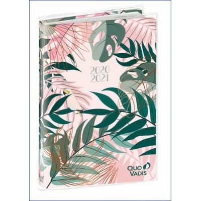 Agenda Scolaire 2020-2021 Jungle Spirit Oiseaux