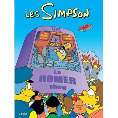 Les Simpson Tome 38 - Le Homer show - Matt Groening