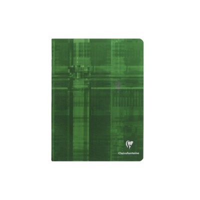 Cahier classique 17x22cm 64 pages grands carreaux