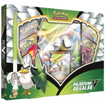 Pokemon Coffret - Palarticho de Galar-V en français