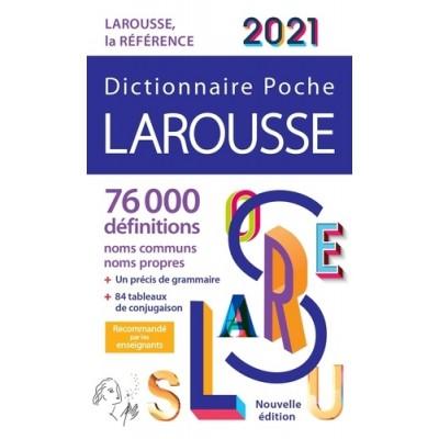 Dictionnaire Larousse de poche -  Larousse