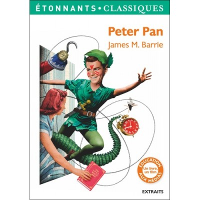 Peter Pan - James M. Barrie - Classe de 5e