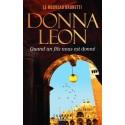 Quand un fils nous est donné - Donna Leon