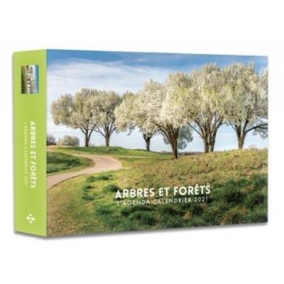 Agenda calendrier Arbre et forêts -  Hugo Image