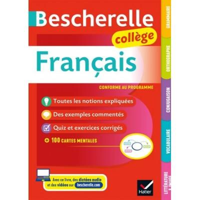 Bescherelle collège - Grammaire, orthographe, conjugaison, vocabulaire, littérature et image - Marie-Pierre Bortolussi
