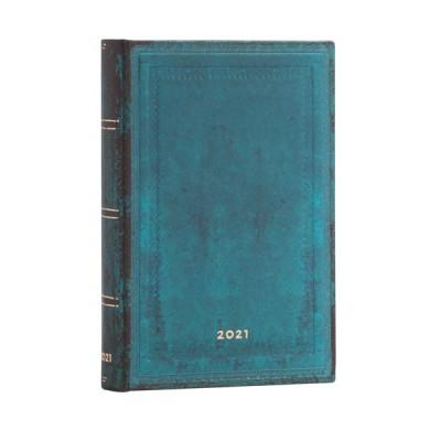 Agenda 2021 Paperblanks CALYPSO UNI Jan/Déc 1 jour par page Format Mini 9,8 x 14 cm