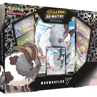 Pokemon Coffret - EB3.5 - Moumouflon V - La Voie du Maitre en français