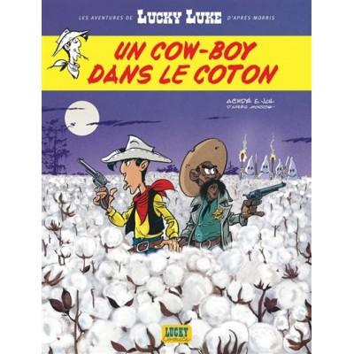 Les Aventures de Lucky Luke d'après Morris Tome 9 - Un cow-boy dans le coton