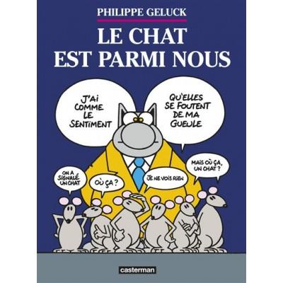 Le Chat Tome 23 - Le Chat est parmi nous - Philippe Geluck