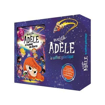 Mortelle Adèle - Le coffre galactique