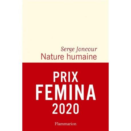 Nature humaine - Serge Joncour