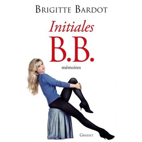 Initiales B.B - Brigitte Bardot