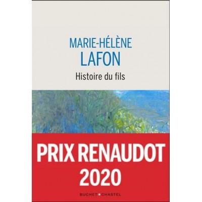 Histoire du fils - Marie Hélène Lafon - RENAUDOT 2020