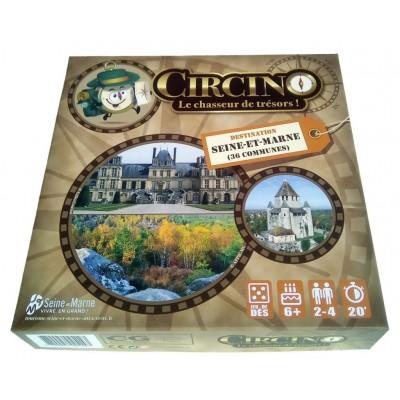 CIRCINO - Le Jeu de chasse aux trésors en Seine-Et-Marne et Vaires-Sur-Marne