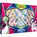 Pokemon Coffret - Gardevoir et Nymphali-GX en français
