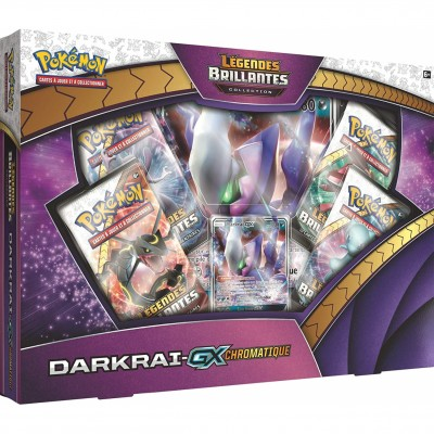 Pokemon Coffret - Darkrai GX Chromatique en français