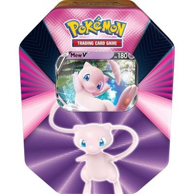 Pokémon Pokébox 4 boosters Mew-V Février 2021 en Français