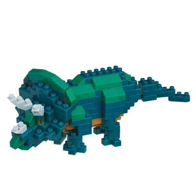 Nanoblock Triceratops - 160 pièces - Difficulté 2/5