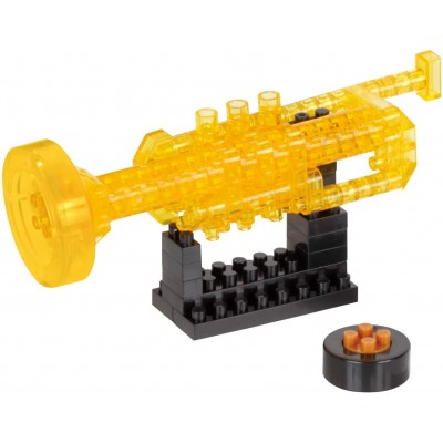 Nanoblock Trompette - 110 pièces - Difficulté 2/5