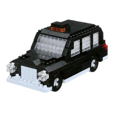 Nanoblock Taxi londonien - 320 pièces - Difficulté 3/5