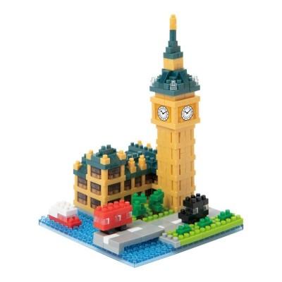 Nanoblock Big Ben - 560 pièces - Difficulté 3/5