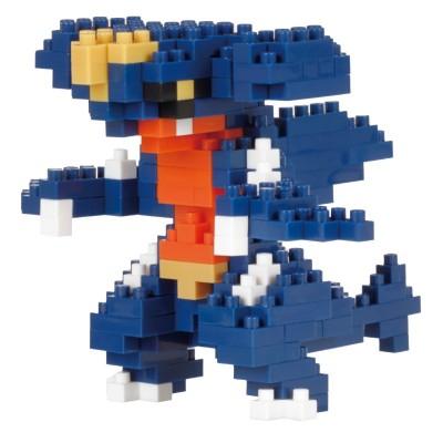 Carchacrok Pokémon x Nanoblock -  210 pièces - Difficulté 3/5
