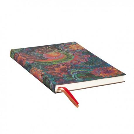 Agenda 2022 Paperblanks Flexis CLAIR DE LUNE Jan/Déc Horizontal Format Maxi 13,5 x 21 cm