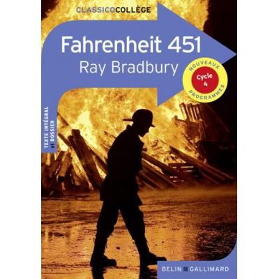 Fahrenheit 451 - Ray Bradbury - ClassicoCollège