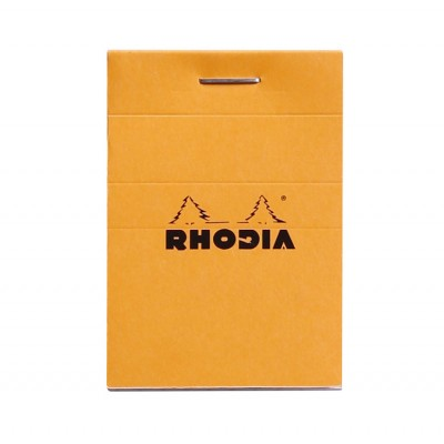 Bloc-notes 5,2x7,5 cm Rhodia N°10
