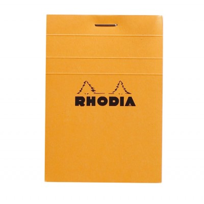 Bloc-notes  7,4x10,5 cm Rhodia N°11