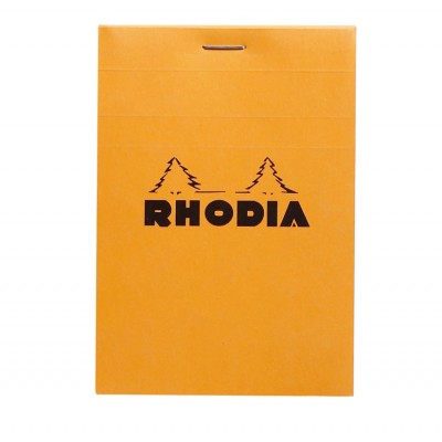 Bloc-notes 8,5x12 cm Rhodia N°12
