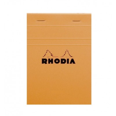 Bloc-notes 10,5x14,8 cm Rhodia N°13
