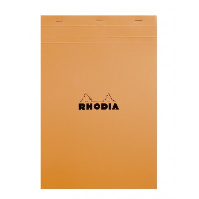 Bloc-notes 21x29,7 A4 Rhodia N°18