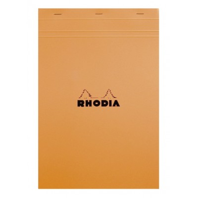 Bloc-notes 21x31,8 A4+ Rhodia N°19